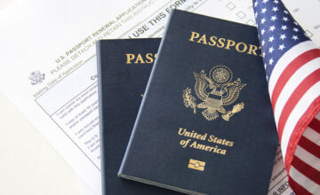 American H1B visa