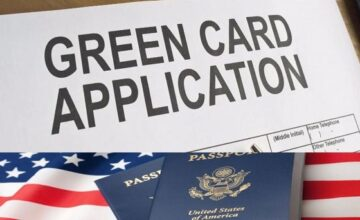 American Green card Visa